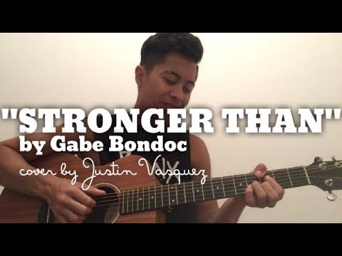 stronger than gabe bondoc