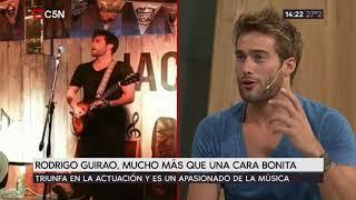 Tarde XTRA: Entrevista a Rodrigo Guirao
