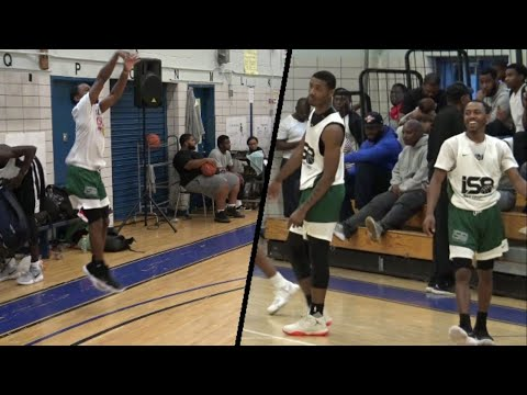 Ja'Quaye James IS8 Full Highlights! 10.14.17 Northeast Basketball Club!What the Games Been Missing!