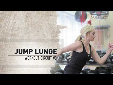 Golf-specific home workout with Paige Spiranac | GOLF.com