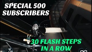 [500SUBS]S4 League FlashStep Chains x30 Special 500 Subscribe | Hatchyack2