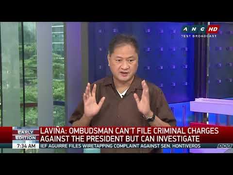 Duterte threats vs Ombudsman sends 'chilling effect': analyst