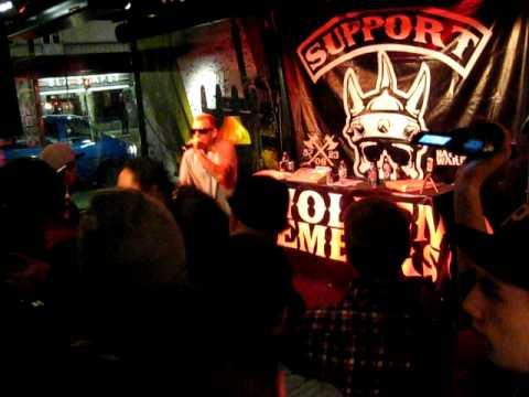 Swollen Members - Warrior (live)
