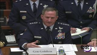 Air Force Chief: Strategic Assumptions Have Changed