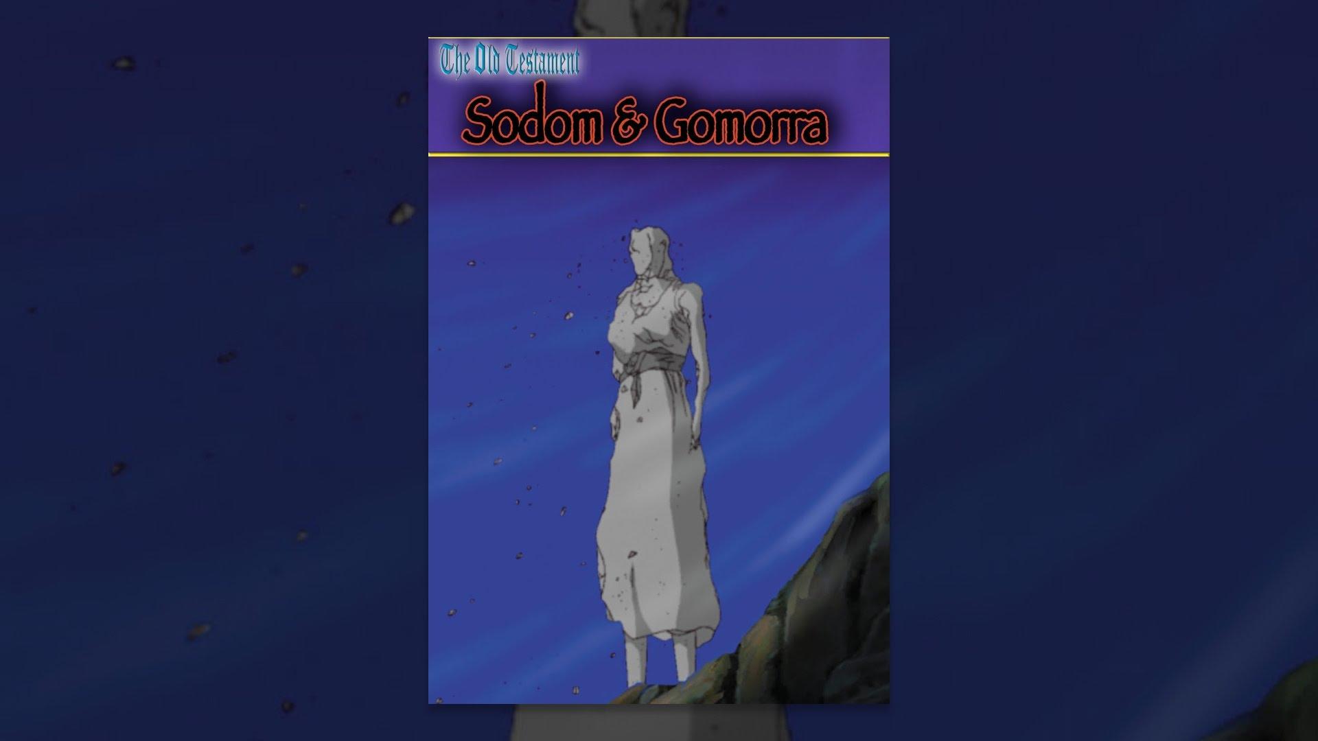 Old Testament I, Sodom & Gomorrah: An Animated Classic