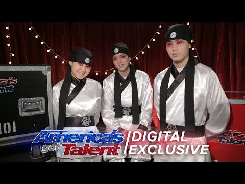 Dance Group Just Jerk Recall Their Unreal Experience on AGT - America's Got Talent 2017