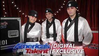 Dance Group Just Jerk Recall Their Unreal Experience on AGT - America