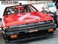 Nyce1s - El Humilde Toyota Corolla 6.44 Second pass at 221 MPH. E-Town Fall Nationals 2013...