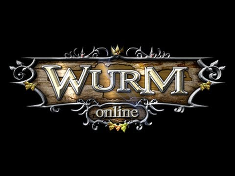 Wurm Online Tutorial: How to start a mine and get iron