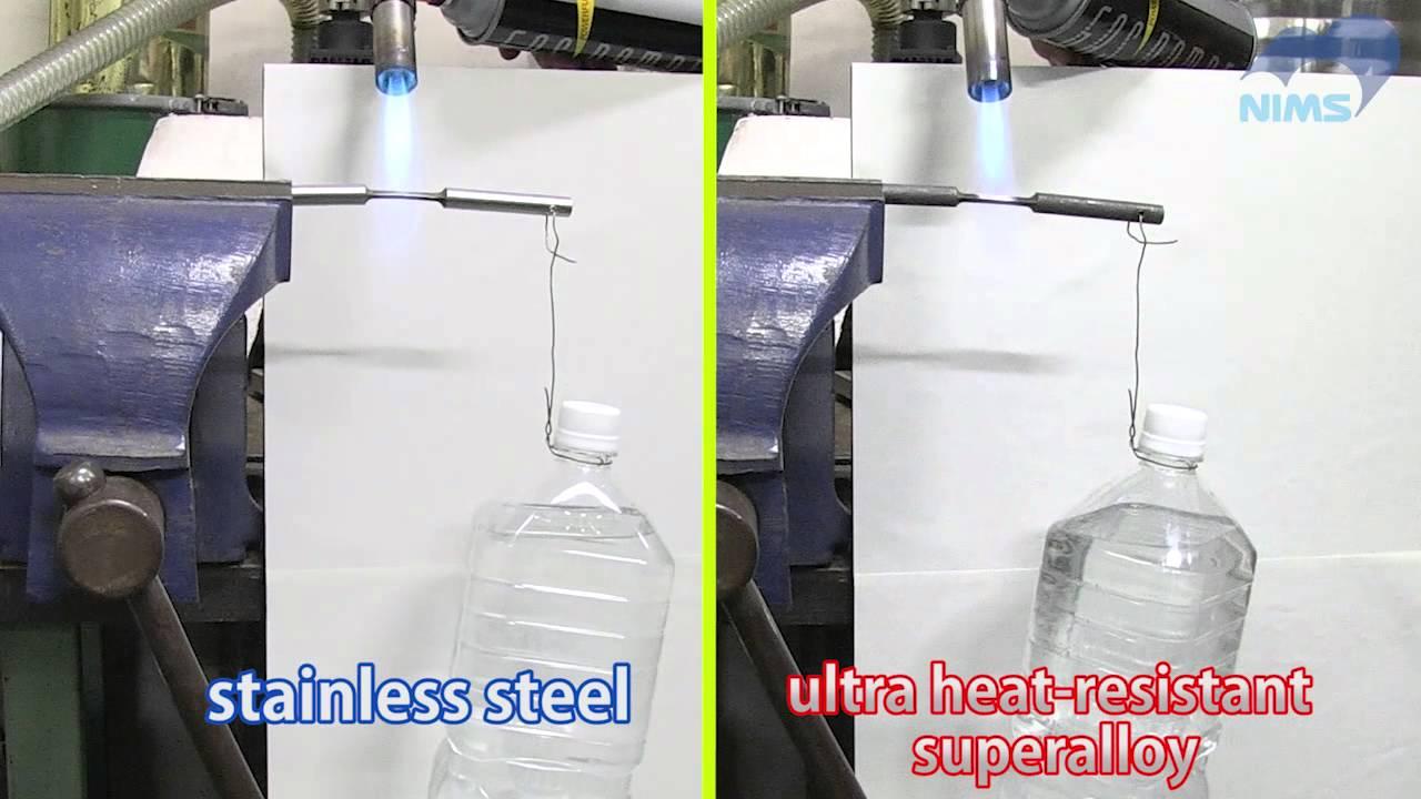 Heat resistant metals