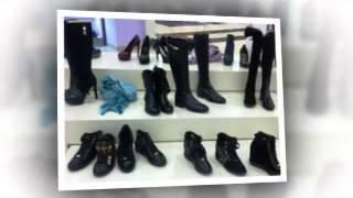 Смотреть видео бутик итальянской обуви