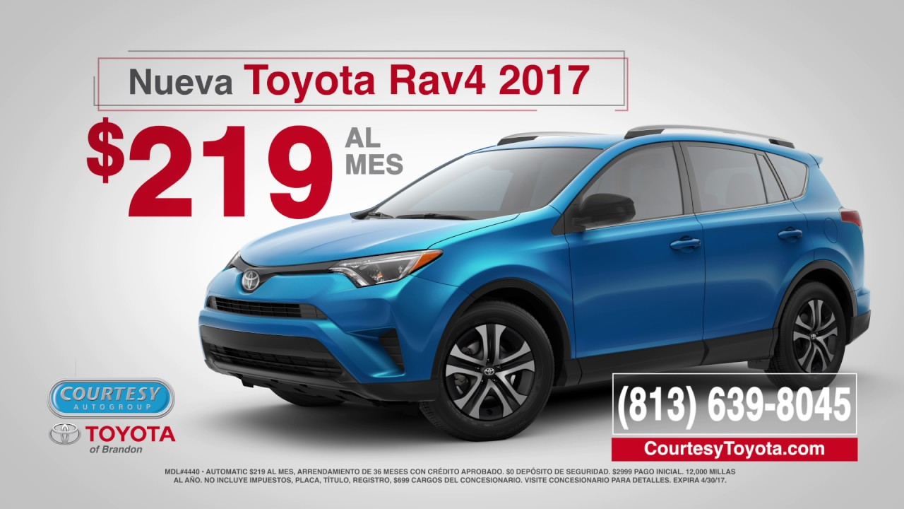 Courtesy Toyota Of Brandon Commercial Youtube
