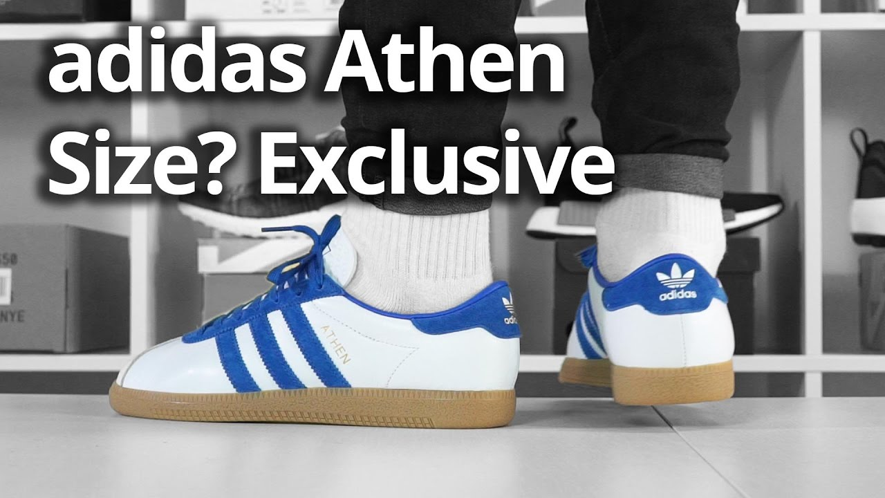 adidas Athen Size  Exclusive Unboxing   Review - YouTube 49ee72060