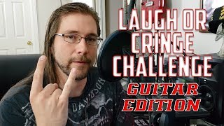 TRY NOT TO LAUGH or CRINGE CHALLENGE (Guitar Edition) | Mike The Music Snob Reacts