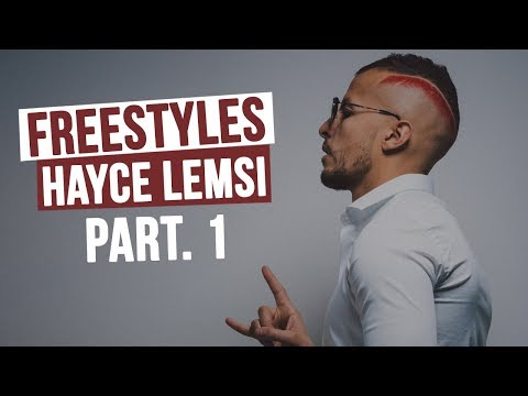 Youtube: 👉 HAYCE LEMSI 👈 | MEDLEY FREESTYLES (PART 1)