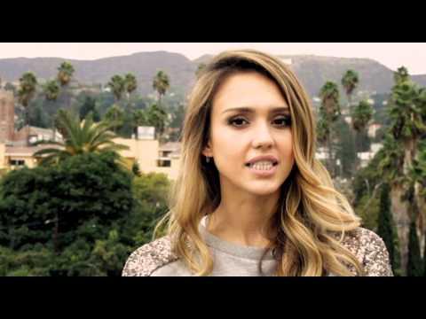 Behind the scenes with Jessica Alba – Women's Health