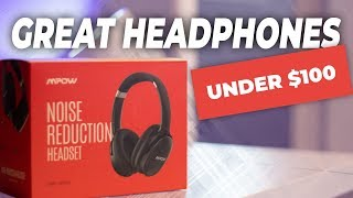 3ceb9a31e6f MPOW H10 Noise Cancelling Headphones - Unboxing and Review