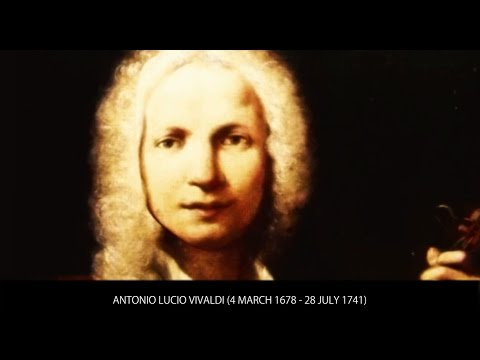 Vivaldi - Bios of famous classical music composers - Wiki Videos by Kinedio