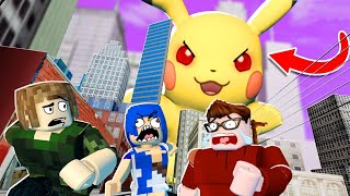 PIKACHU CITY DESTROYER L ROBLOX