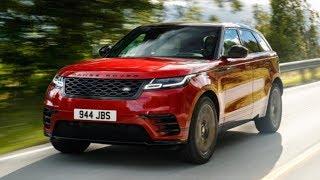 Land Rover Range Rover Velar 2018 Car Review