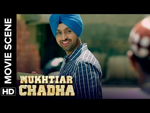 Laddoos shouldn't fall | Mukhtiar Chadha | Movie Scene
