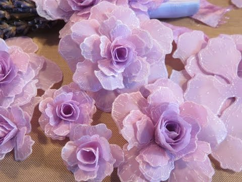 How To Make Heartfelt Creations Parchment Paper Roses