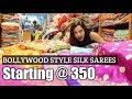 Cheapest Bollywood Style Silk & Designer Sarees | Surat Special
