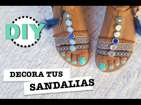 Boho Estilo Sandalias Chic Tus Ibiza DiyComo Personalizar wnm0N8