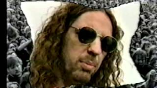 Audley Freed MTV Interview - Cry Of Love Performances at Donnington Monsters Of Rock YouTube Videos