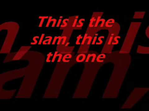 tobyMac - The Slam - with Lyrics