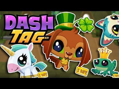 Tagging 75 Pets On Dash Tag | Dash Tag Endless Runner Game