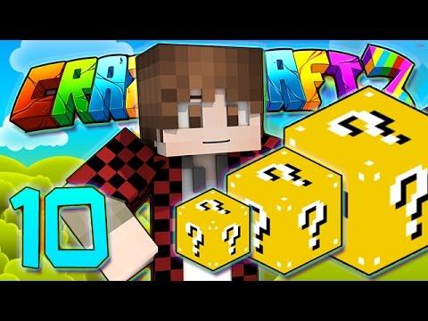Minecraft crazy craft 3 0 lucky blocks hammerhead boss for Http test voidswrath com modpacks crazy craft 3 0