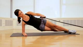 Side Plank - Ab Exercise Video - Women's Health