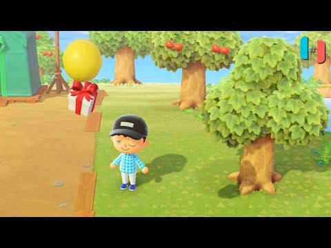 Animal Crossing: New Horizons Ingame / Gameplay (Ryujinx custom build) Part 3