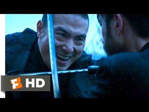 Download Snake Eyes: G.I. Joe Origins (2021) - Yakuza Attack Scene (1/10) | Movieclips