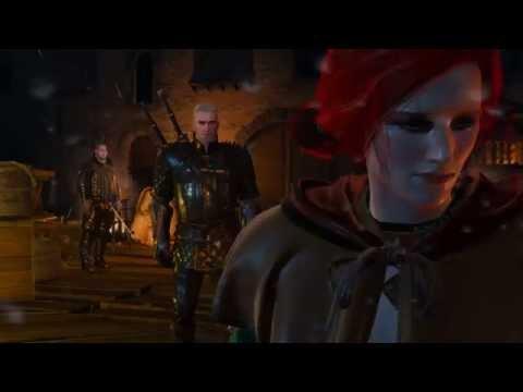 Triss Bad Choices - Geralt Being a Jerk
