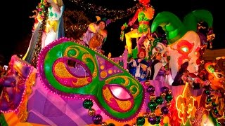 FULL Mardi Gras Parade 2017 at Universal Orlando