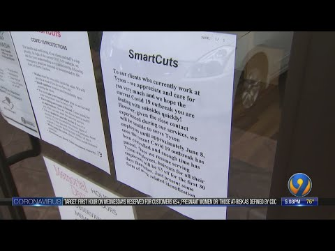 Hair Salon Denying Service For Tyson Food Plant Workers After Outbreak