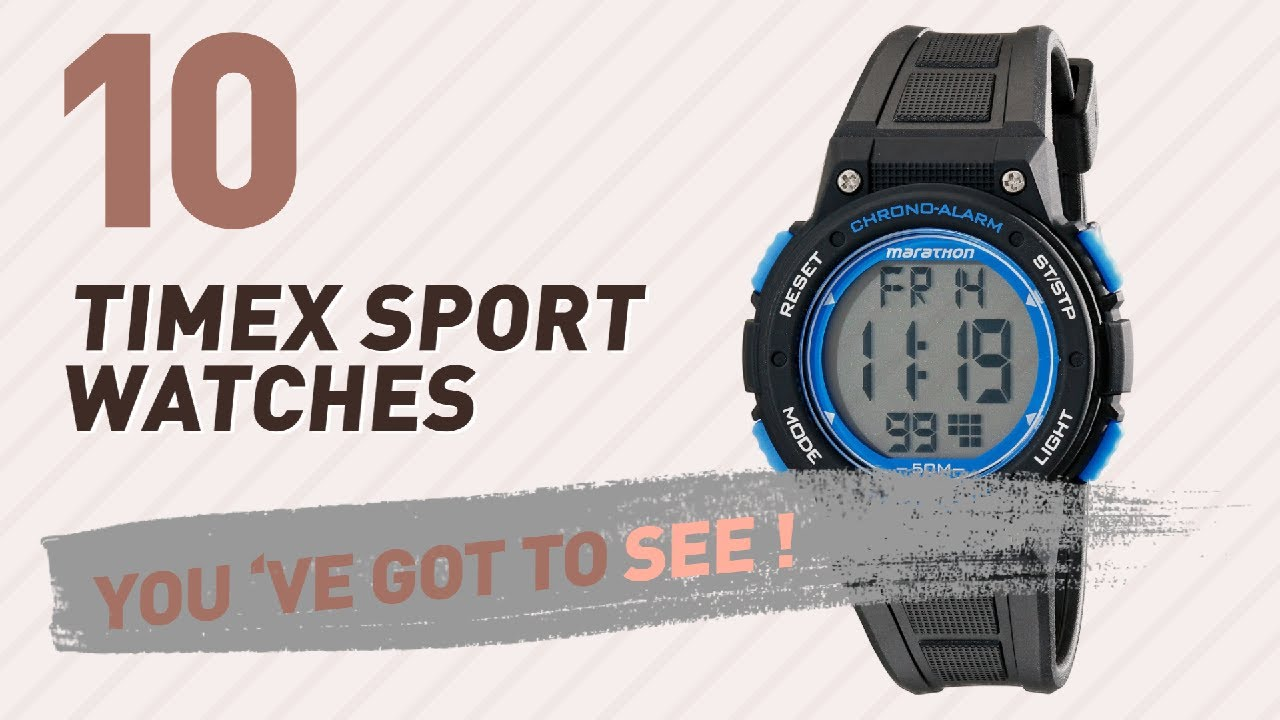 5f2b4f848 Timex Sport Watches For Women // New & Popular 2017 - YouTube