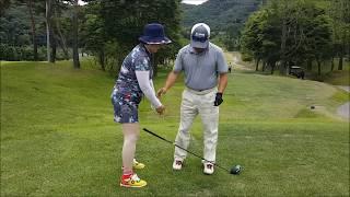 골프 누구나 쉽게 배우며 즐길수 있습니다 -트로트가수 …