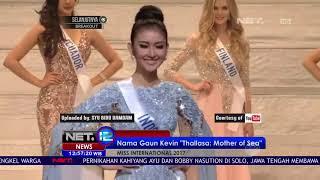 Harumkan Nama Bangsa, Kevin Lilliana Dinobatkan Sebagai Miss International 2017 - NET12