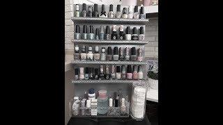 💎ОРГАНАЙЗЕР💎для лака/ногтей с товарами из Фикс прайс! DIY organizer nail Polish