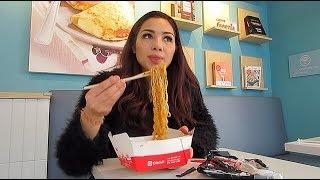 24HR FOOD  ADVENTURE  GANGNAM SEOUL KOREA Vlog 1