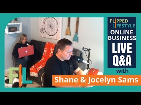 Flip Your Life Members Only Q&A Dec 2017