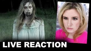 Slender Man Trailer REACTION