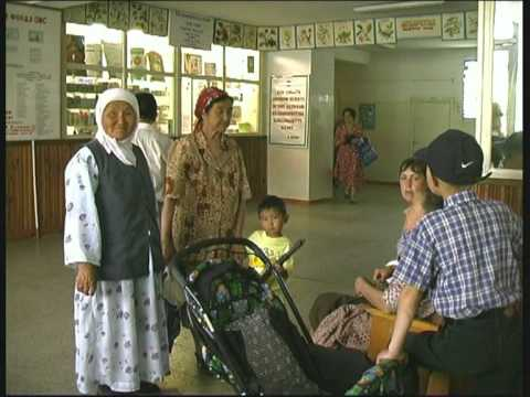 USAID Support for Health System Strengthening in Kyrgyzstan