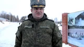 Єпископ Миколай відвідав військову частину в п. Алкино