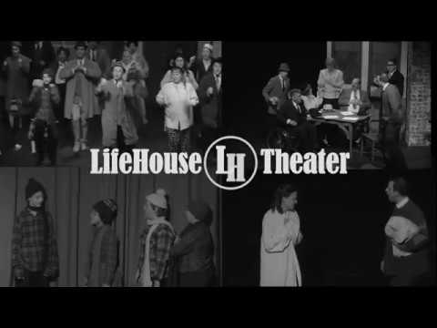 IT'S A WONDERFUL LIFE! 2016 Teaser - LifeHouse Theater