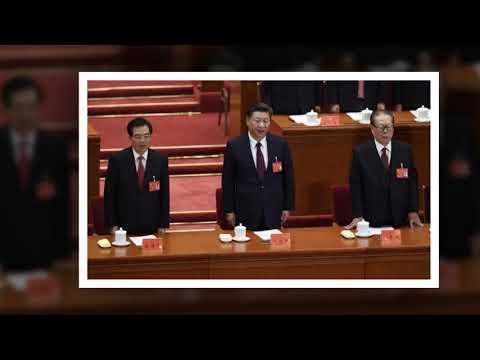 China's Communist Party congress begins in Beijing