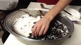 Oreo 4 Layer Recipe (american Sign Langauge)